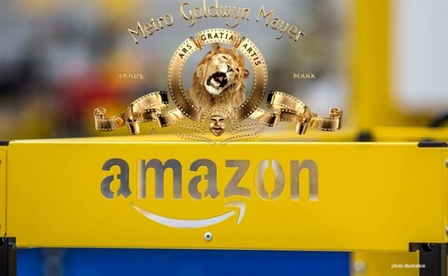 Amazon mua hãng phim Hollywood MGM với thỏa thuận 8,45 tỉ USD