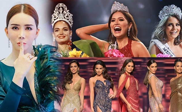 Nữ tỉ phú Thái muốn mua lại Miss Universe