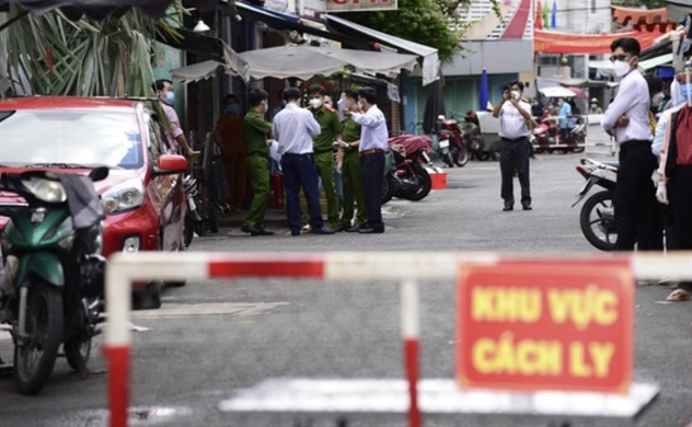 Ho Chi Minh City imposes 15-day social distancing