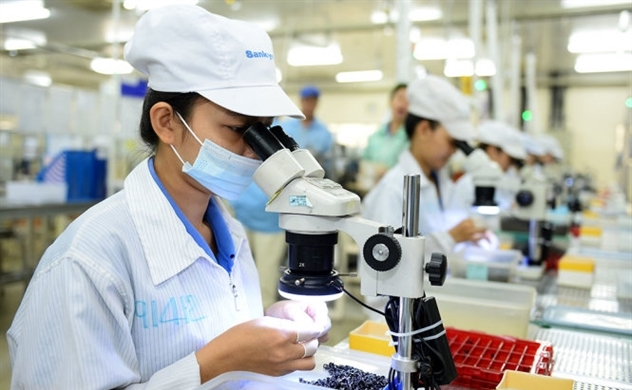 Foreign investment to HCMC in five months drops 16.5%