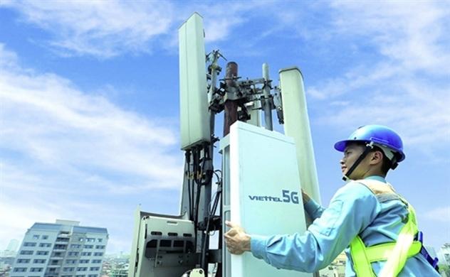 Viettel, MobiFone and VinaPhone to test 5G network