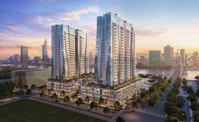 Dự án The Opera Residence do SonKim Land phát triển lập hat-trick với ba Giải thưởng 5 sao danh giá tại Giải thưởng Bất động sản Châu Á Thái Bình Dương 2021
