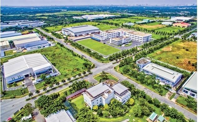 Chỉ trong 5 tháng, Việt Nam đã có thêm 25 khu công nghiệp được thành lập