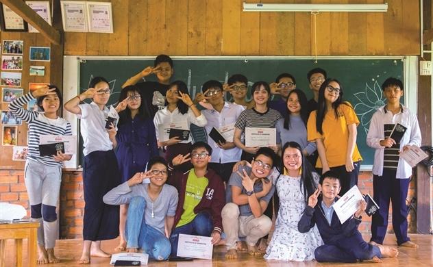 Lên núi... dạy tiếng Anh