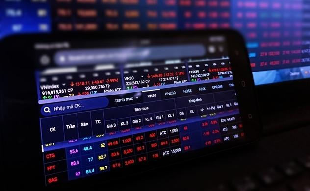 Bảng điện đơ, nhà đầu tư mò mẫm đặt lệnh