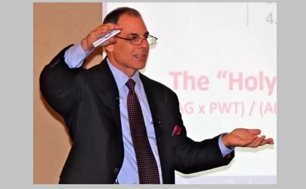 Phù thủy chứng khoán Mark Minervin: Bán cổ phiếu khi tăng giá và bí mật của lãi kép
