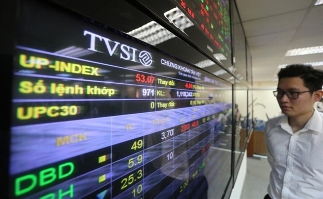Giảm gần 60 điểm, liệu xu hướng tăng điểm của thị trường chứng khoán có bị thay đổi?