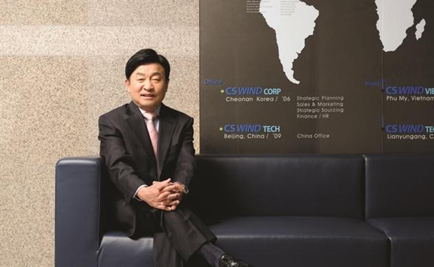 Tỉ phú năng lượng xanh đầu tiên của Hàn Quốc