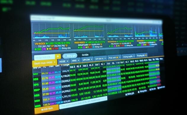 Hệ thống mượt, VN-Index bay xa