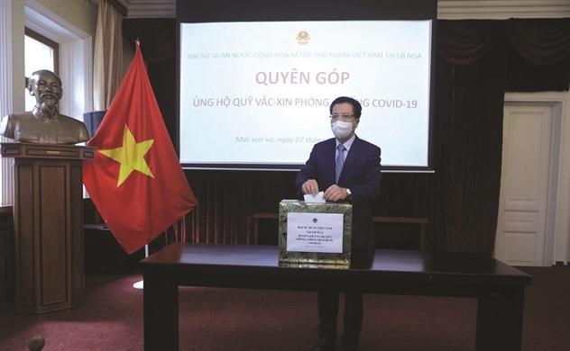 Tin Hoạt động Hội - Người Việt bốn phương (732)