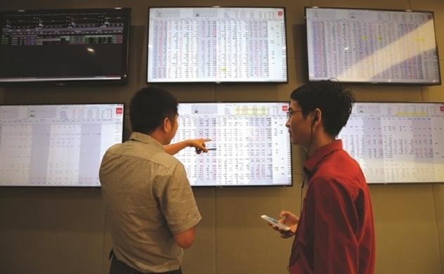 Có tới 47% cổ phiếu giảm giá bất chấp đà tăng mạnh của thị trường trong tháng 5