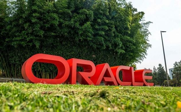 Cổ phiếu giảm đè nặng lên lợi nhuận của Oracle