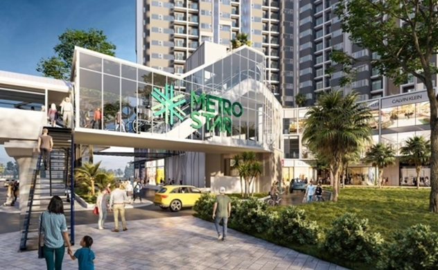 Shophouse Metro Start is on right track to finish with Metro Line 1
