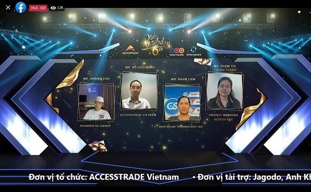 ACCESSTRADE Việt Nam chuyển mình với cột mốc lần đầu tái định vị thương hiệu sau 6 năm
