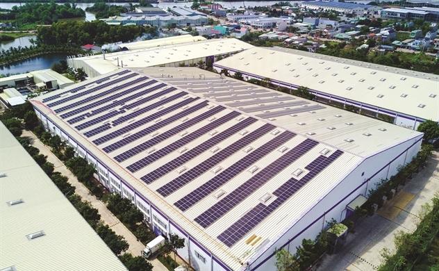 Điện mặt trời ở khu công nghiệp vẫn còn hấp dẫn?