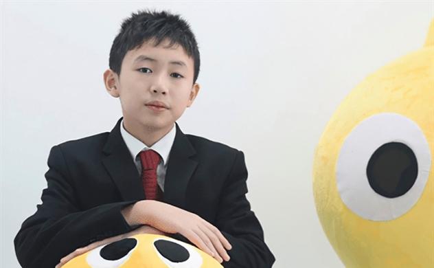 13 tuổi vừa là chủ tịch kiêm CEO triệu phú của startup công nghệ