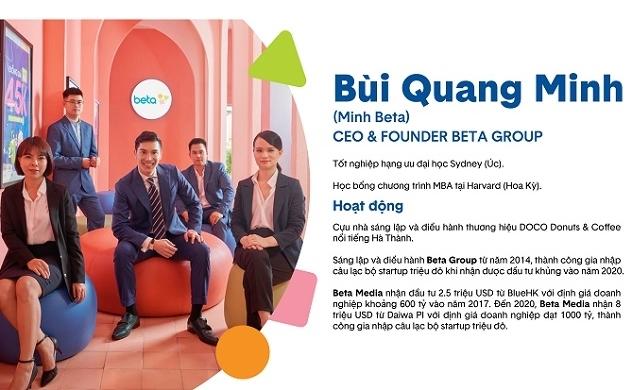 """CEO Minh Beta: """"Tiềm năng phục hồi thị trường Rạp chiếu phim tại Việt Nam sau đại dịch"""""""