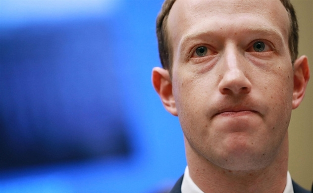 Mark Zuckerberg bất ngờ rời khỏi top 100 CEO tốt nhất tại Mỹ