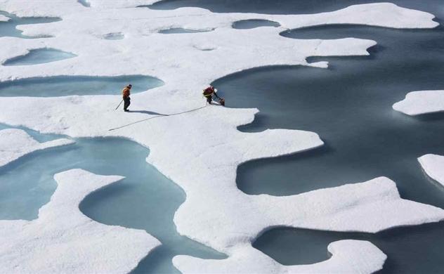 Báo động băng tan ở Bắc Cực trở thành nguồn nguy cơ lớn trên toàn cầu