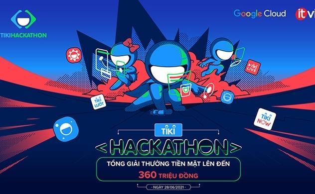 Tiki Hackathon: Giải đấu lập trình do Tiki tổ chức với giải thưởng lên đến 360 triệu đồng