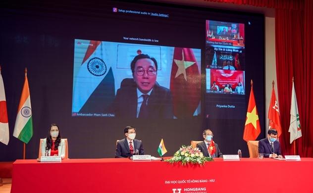 HIU tiên phong đào tạo lực lượng y tế cho Ấn Độ và các nước châu Á
