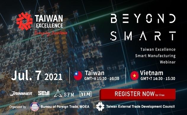 Taiwan Excellence: Sản xuất thông minh vượt trội – Cơ hội mới cho các doanh nghiệp sau đại dịch