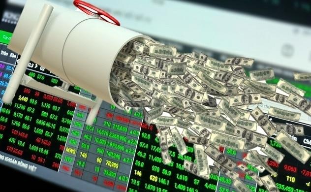 """Dòng tiền lớn được """"bơm"""" trở lại vào thị trường"""
