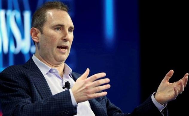 CEO Andy Jassy kiếm 214 triệu USD ngay khi tiếp quản Amazon