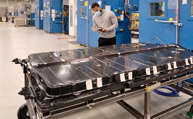 General Motors đầu tư sản xuất lithium