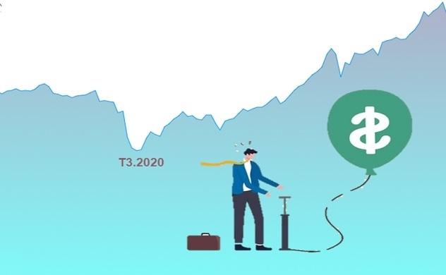 Số lượng nhà đầu tư mới tiếp tục lập kỷ lục