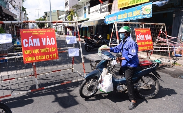 Ho Chi Minh City to go into 15-day lockdown to curb COVID-19