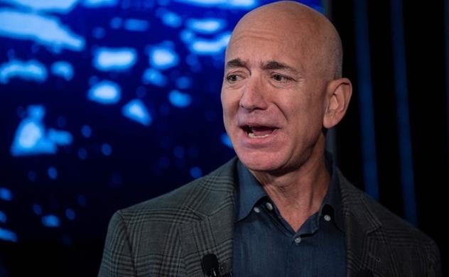 Tài sản của tỉ phú Jeff Bezos tăng cao kỷ lục sau động thái của Lầu Năm Góc