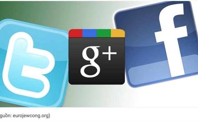 Facebook, Twitter và Google dự kiến rút khỏi Hồng Kông