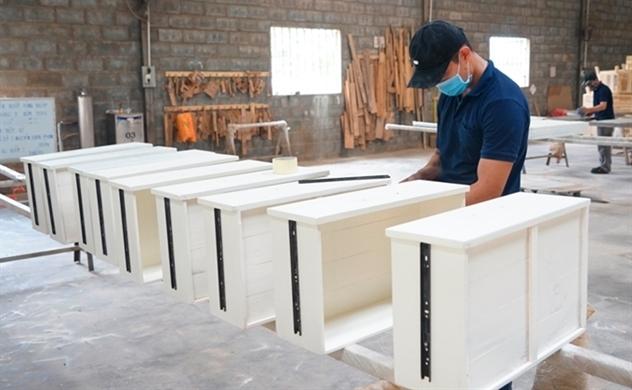 Doanh nghiệp gỗ nỗ lực và chủ động tận dụng cơ hội trong dịch