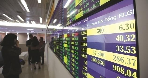 Nhà đầu tư được khuyến nghị hạn chế bán ra ở các nhịp giảm điểm
