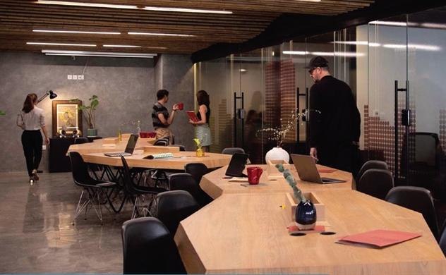 Co-working space tìm lối thoát hiểm