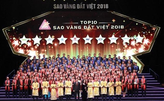 Phát động tổ chức Giải thưởng Sao Vàng đất Việt năm 2021