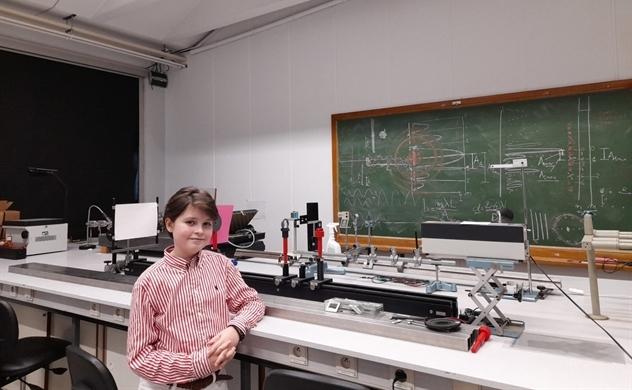 Thần đồng 11 tuổi: Khoa học lượng tử sẽ cho chúng ta câu trả lời về sự bất tử