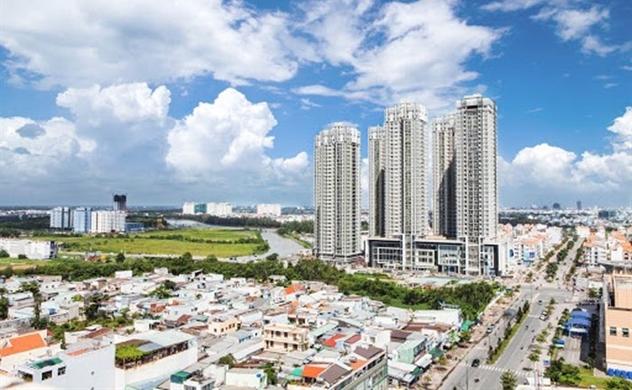 Triển vọng khả quan của thị trường nhà ở TP.HCM trong trung và dài hạn