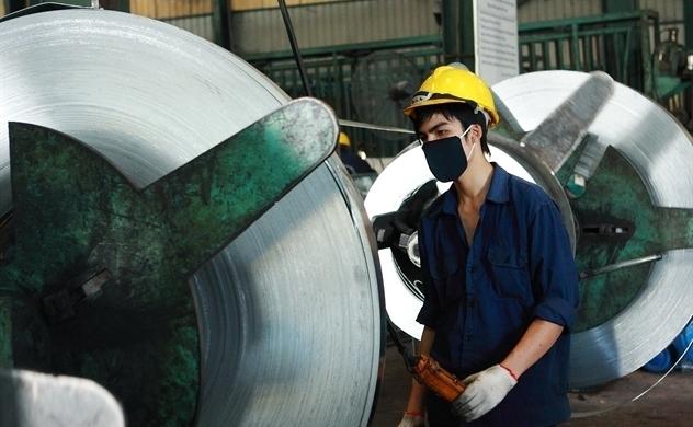 Thép Nam Kim tăng trưởng mạnh nhờ xuất khẩu