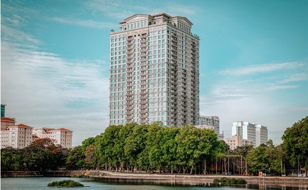 Kiệt tác D'. Palais Louis phía Tây Hà Nội sẵn sàng chào đón cư dân với dịch vụ vận hành đẳng cấp quốc tế