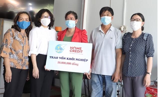 Home Credit đồng hành cùng Việt Nam, ủng hộ 1 tỷ đồng cho Quỹ vaccine phòng chống Covid-19 của Chính phủ
