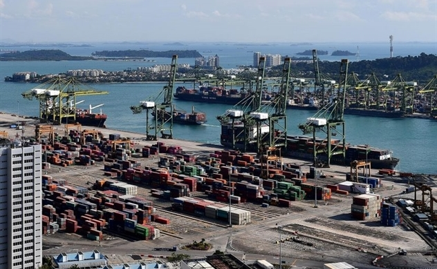 Cách để Singapore duy trì vị trí trung tâm vận tải biển số 1 toàn cầu