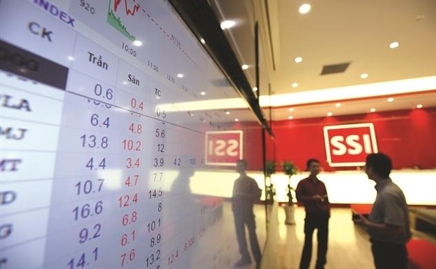 Chốt lời TCB và HPG, công ty chứng khoán SSI thu lãi hàng chục tỉ đồng
