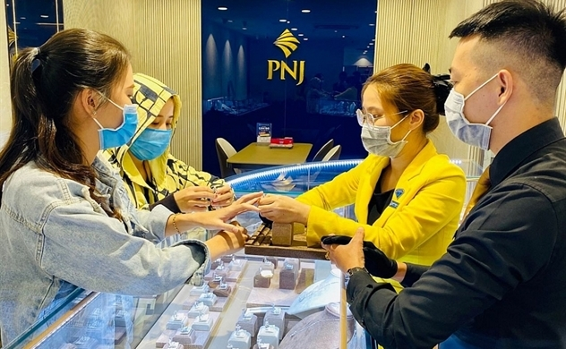 PNJ Jewelry firm's six-month profit rises 67.4% to $32 million