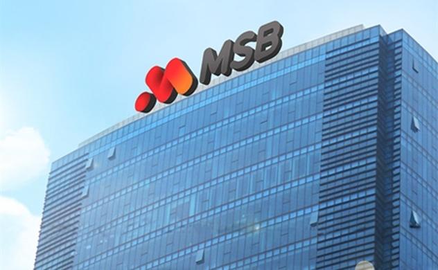 MSB dành gói tín dụng gần 20.000 tỉ đồng với lãi suất ưu đãi hỗ trợ khách hàng