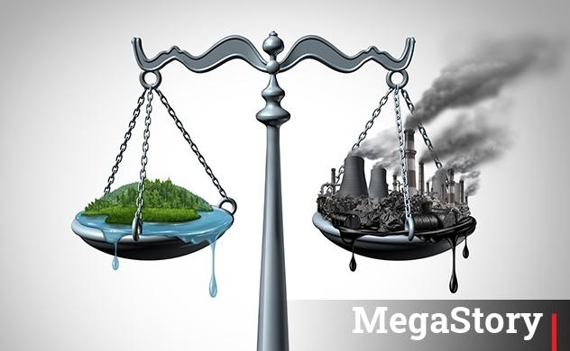 Tài chính xanh v.s biến đổi khí hậu