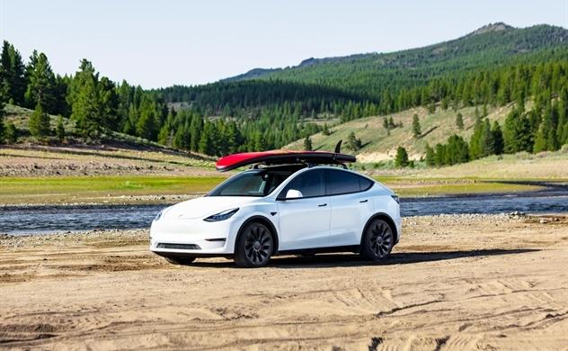 10 ôtô điện có phạm vi hoạt động dài nhất 2021