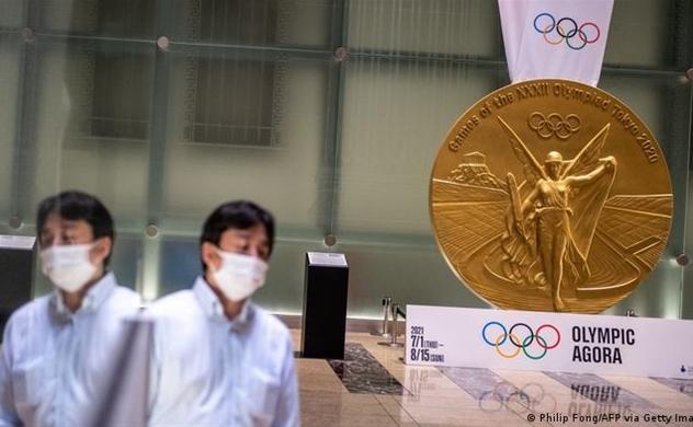 Huy chương Olympic được tái chế từ smartphone, laptop cũ