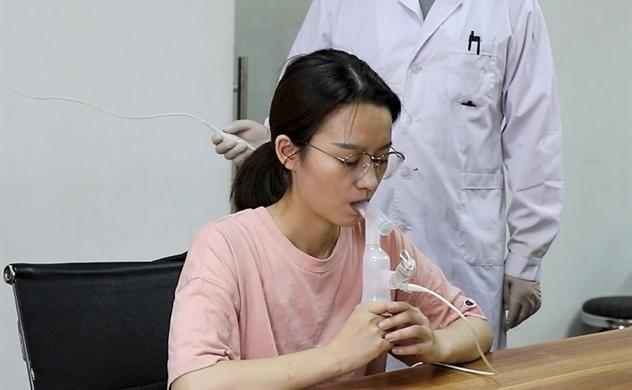 Vaccine COVID-19 dạng hít, tương lai của việc chủng ngừa?